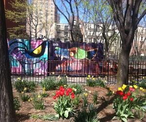 art, beauty, and graffiti image