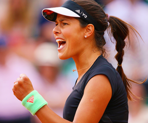 ivanovic, sport, and tennis image