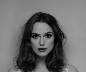 actress, girl, and keira knightley image