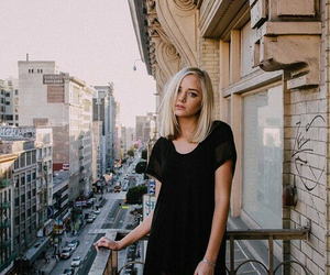 girl, maddi bragg, and blonde image