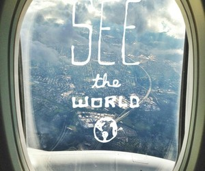 plane and see the world image
