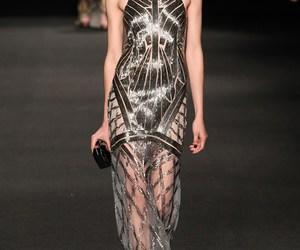 fashion, haute couture, and Monique Lhuillier image