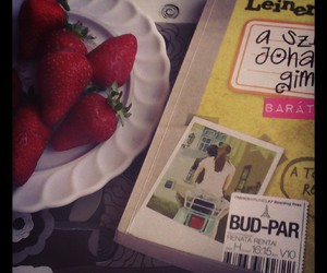 book, FRUiTS, and read image