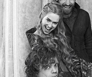 Jaime, tyrion, and lannister image