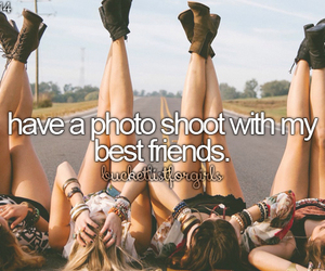 friends, photo, and bucketlist image