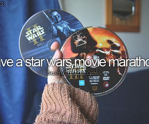 Marathon, movie, and star wars image