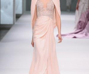 dress, fashion, and ralph & russo image