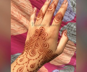 design, diffrent, and henna image