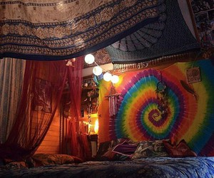 bohemian, boho, and room image