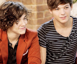 1d, louis tomlinson, and larry stylinson image