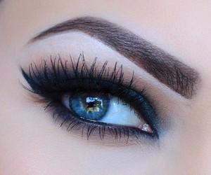 makeup, style, and eye image