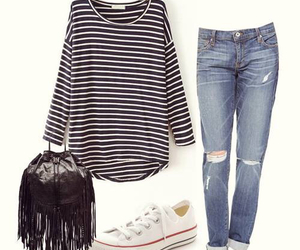 converse, clothes, and outfit image