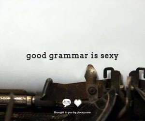 good, grammar, and words image