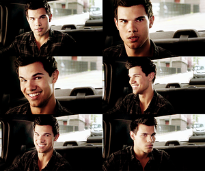 taylor and Taylor Lautner image