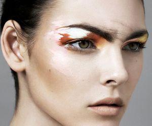 model, beauty, and fashion image