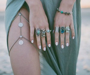 accessoires, hippie, and summer image