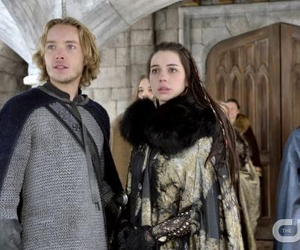 reign, arrow, and frary image