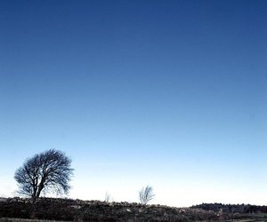 blue sky, cold, and sweden image