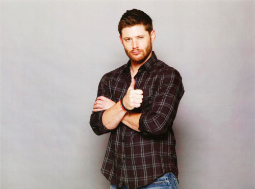 actor, handsome, and Jensen Ackles image