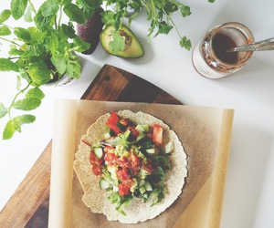 food, healthy, and inspiration image