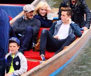 brooklyn beckham, David Beckham, and cruz beckham image