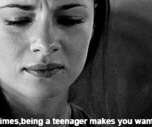 teenager, awkward, and die image