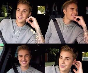 smile, justin bieber, and justinbieber image
