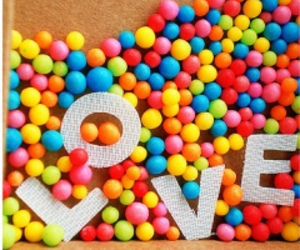 love, candy, and photography image
