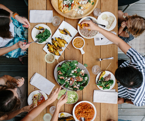 food and family image