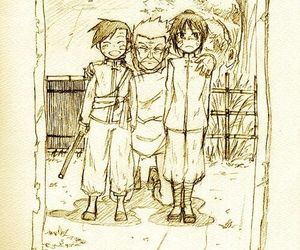 family, manga, and fullmetal alchemist image
