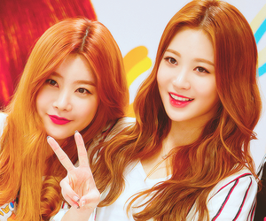 yura, girl's day, and sojin image
