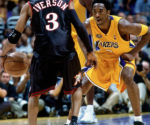 NBA, allen iverson, and Basketball image