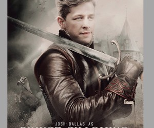 movie poster, once upon a time, and prince charming image