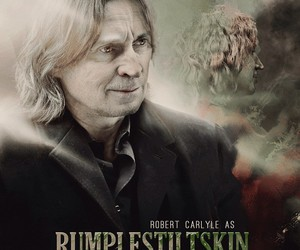 rumplestiltskin and once upon a time image