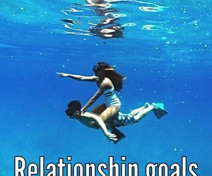 funny, Relationship, and goals image