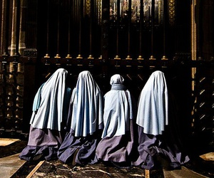 nuns, prayers, and holiness image
