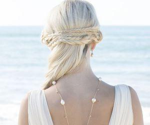 beach, boho, and fashion image