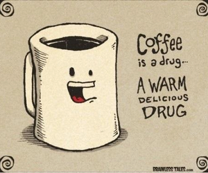 coffee, drug, and delicious image