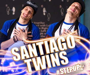 santiago twins, step up, and step up all in image