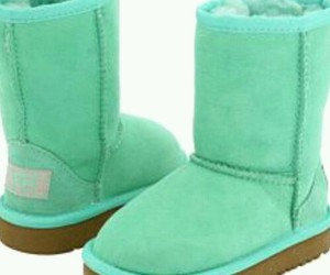 boots, blue, and uggs image