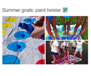 summer, twister, and goals image
