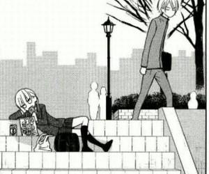 my little monster, anime, and manga image