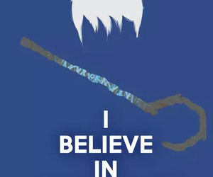 jack frost, rise of the guardians, and believe image