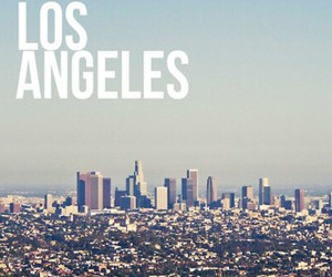 los angeles, lockscreen, and background image