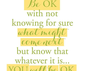 hope, ok, and quote image