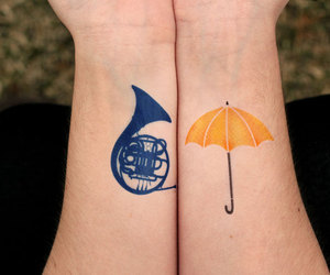 himym and tattoo image
