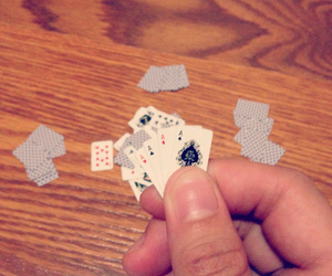 card, smallest, and tiny image