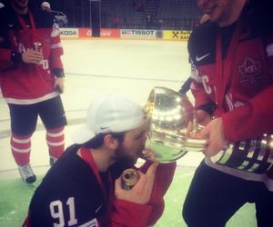 tyler seguin, hockey, and sidney crosby image