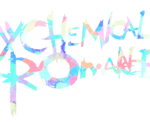 colorful, my chemical romance, and pastel image