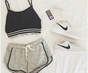 Calvin Klein, chanel, and fit image